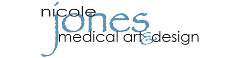 Nicole Jones Medical Art and Design Portfolio